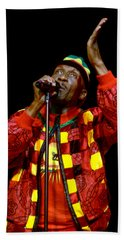 Jimmy Cliff Hand Towel