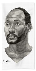 Karl Malone Bath Towel