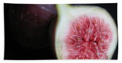 Bath Towel featuring the photograph Kitchen - Garden - Forbidden Fruit by Susan Carella
