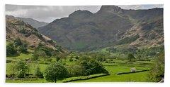 Lake District England Hand Towel