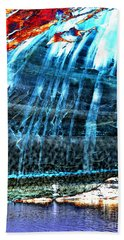 Lake Powell Reflection Bath Towel