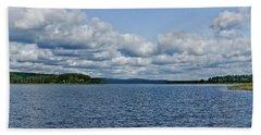 Lake Seliger Hand Towel