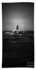 Lighthouse Glow Bath Towel