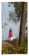 Lighthouse Mist Hand Towel
