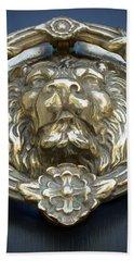 Lions Gate Bath Towel by Jean Haynes