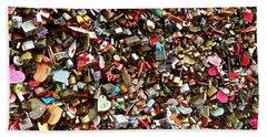 Locks Of Love Hand Towel by Kume Bryant
