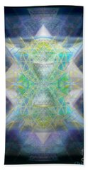 Love's Chalice From The Druid Tree Of Life Bath Towel
