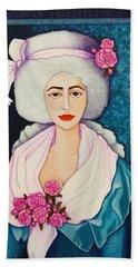 Luisa Todi - Remembered Across The Centuries Hand Towel