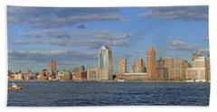 Manhattan - Hudson View Hand Towel