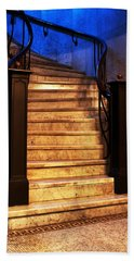 Marble Stairs Hand Towel