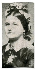 Mary Todd Lincoln, First Lady Bath Towel