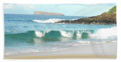 Maui Hawaii Beach Bath Towel