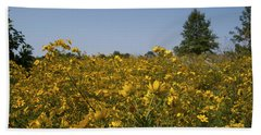 Meadow At Terapin Park Hand Towel
