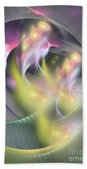 Memoria Futurorum -abstract Art Hand Towel