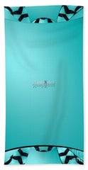 Mint Bath Towel