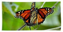 Monarchs Deluxe Bath Towel