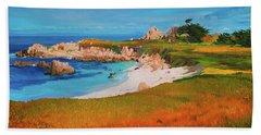 Monterey Peninsula Bath Towel