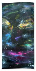 Nebula's Face Bath Towel