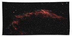 Ngc 6992, The Eastern Veil Nebula Hand Towel