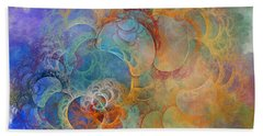 Ocean Sunrise Hand Towel