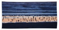Ocean Sunset Hand Towel