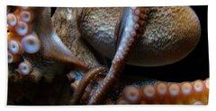 Octopus 1  Hand Towel