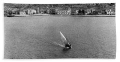 Palamidi Fortress - Greece - C 1907 Bath Towel