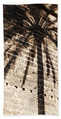 Palm Shadow Hand Towel