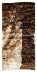 Palm Trunk Hand Towel