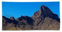 Picacho Peak - Arizona Hand Towel