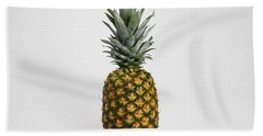 Pineapple Hand Towel by Photo Researchers, Inc.