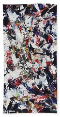 Pollock Bath Towel