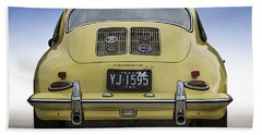 Porsche 356 Bath Towel
