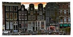 Prinsengracht 458. Amsterdam Hand Towel