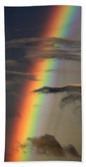 Rainbow Islands Bath Towel