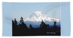Rainier Reign Bath Towel