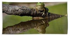 Reflecktafrog Bath Towel