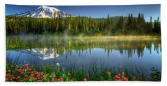 Reflection Lakes Hand Towel