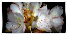Rhododendron Explosion Hand Towel