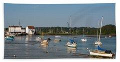 River Deben Estuary Bath Towel