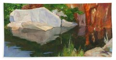 Rockport Quarry Reflection Hand Towel