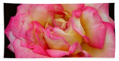 Rose 2 Hand Towel by Mark Gilman