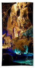 Ruby Falls Cavern 2 Bath Towel by Mark Dodd