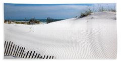 Sand Dunes Dream 3 Bath Towel by Marie Hicks