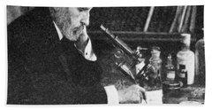Santiago Ramon Y Cajal, Spanish Bath Towel