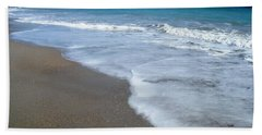 Seascape Wrightsville Beach Nc  Hand Towel