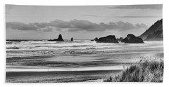 Seaside By The Ocean Hand Towel