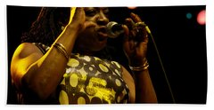 Sharon Jones Bath Towel