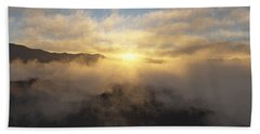 Sierra Sunrise Hand Towel