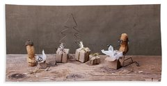 Simple Things - Christmas 05 Hand Towel
